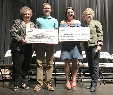 Chesnee Communications Scholarship Winners 2018